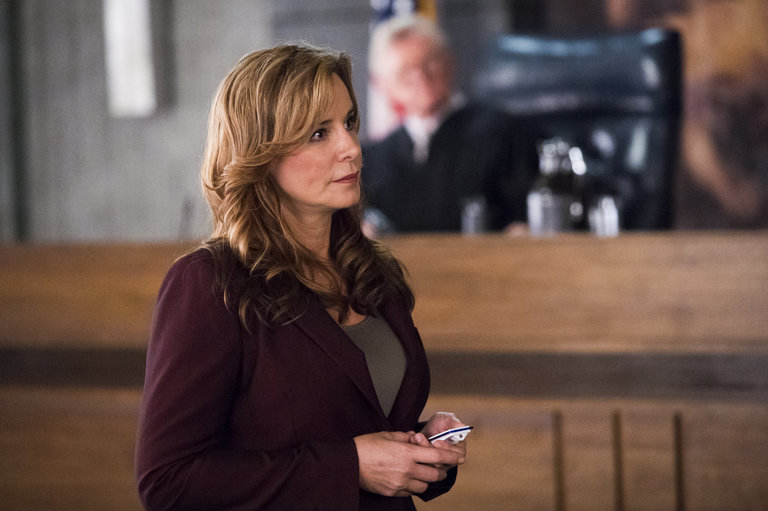 "HANNIBAL -- ""Hassun"" Episode 203 -- Pictured: Maria del Mar as Marion Vega -- (Photo by: Brooke Palmer/NBC)"
