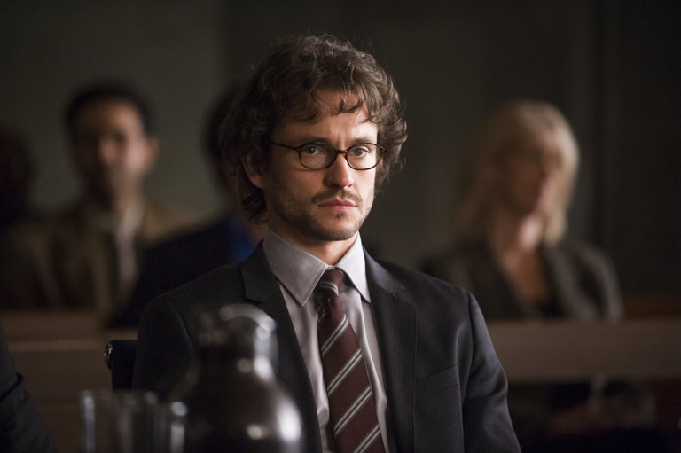 "HANNIBAL -- ""Hassun"" Episode 203 -- Pictured: Hugh Dancy as Will Graham -- (Photo by: Brooke Palmer/NBC)"