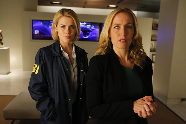 Photo from the Pilot episode