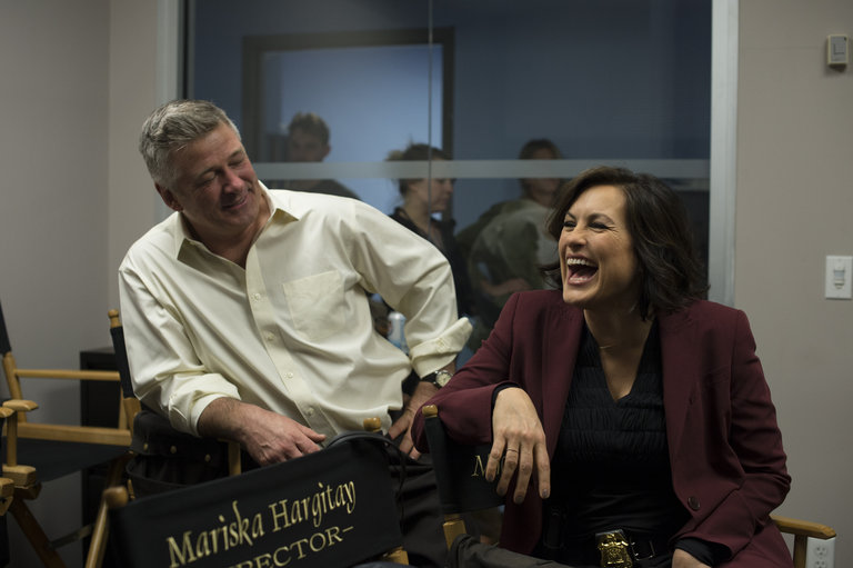 "LAW & ORDER: SPECIAL VICTIMS UNIT -- ""Criminal Stories"" Episode 1518 -- Pictured: -- (Photo by: Michael Parmelee/NBC)"