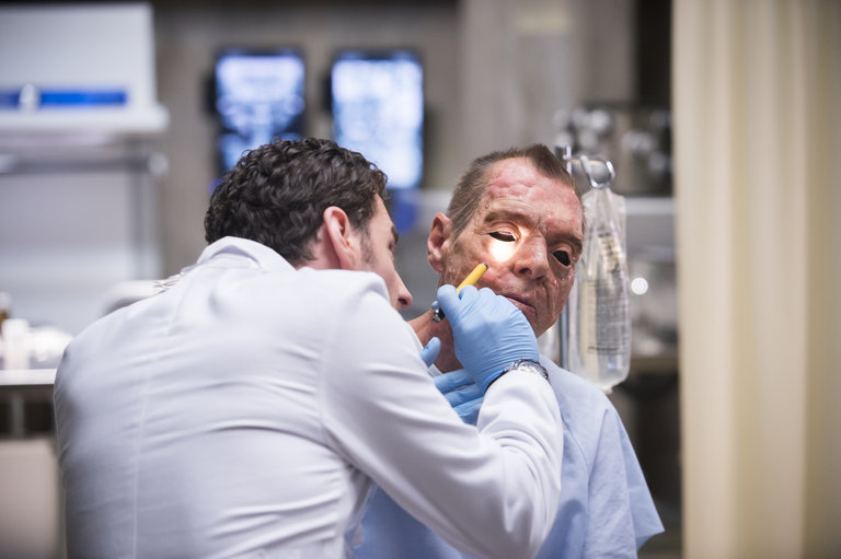 """HANNIBAL -- """"Takiwase"""" Episode 204 -- Pictured: -- (Photo by: Brooke Palmer/NBC)"""