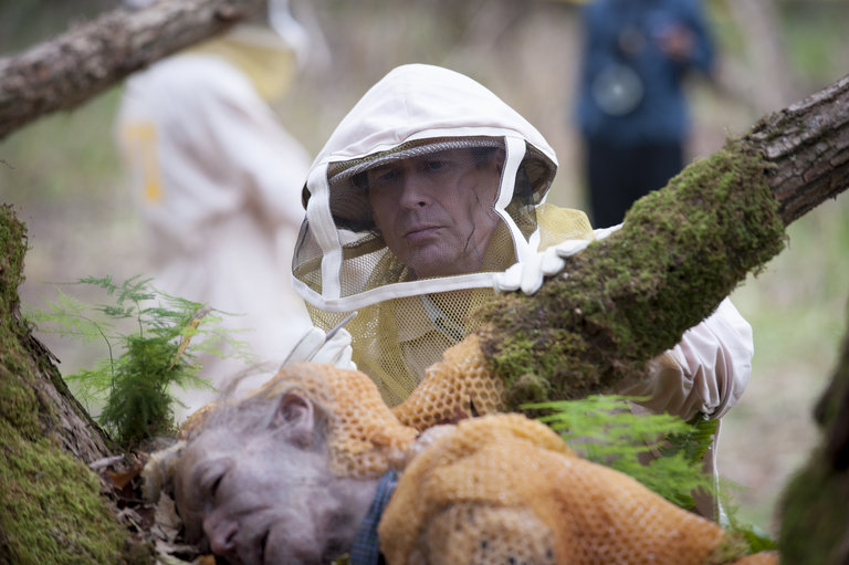 """HANNIBAL -- """"Takiawase Episode 204 -- Pictured: Scott Thompson as Jimmy Price  -- (Photo by: Brooke Palmer/NBC)"""