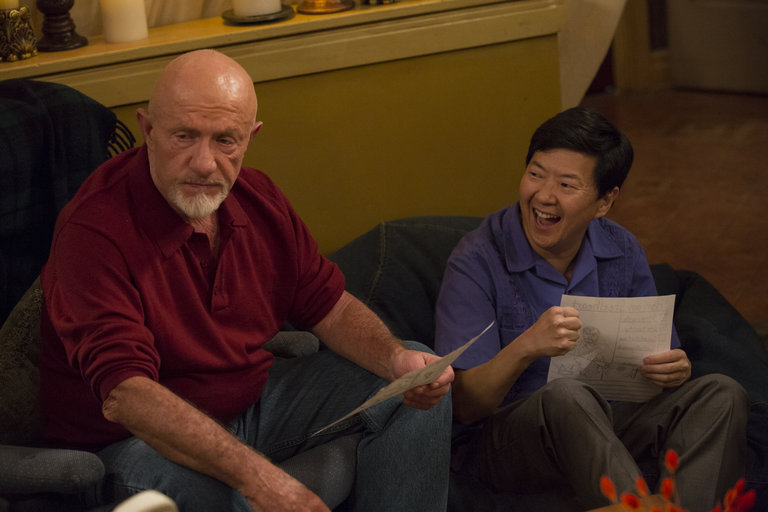 "COMMUNITY -- ""Advanced Advanced Dungeons & Dragons"" Episode 510 -- Pictured: (l-r)  -- (Photo by: Justin Lubin/NBC)"
