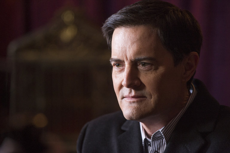 Pictured: Kyle MacLachlan as Skouras -- (Photo by: David Giesbrecht/NBC)
