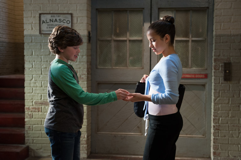 "Photo from the episode ""Work With Me"""