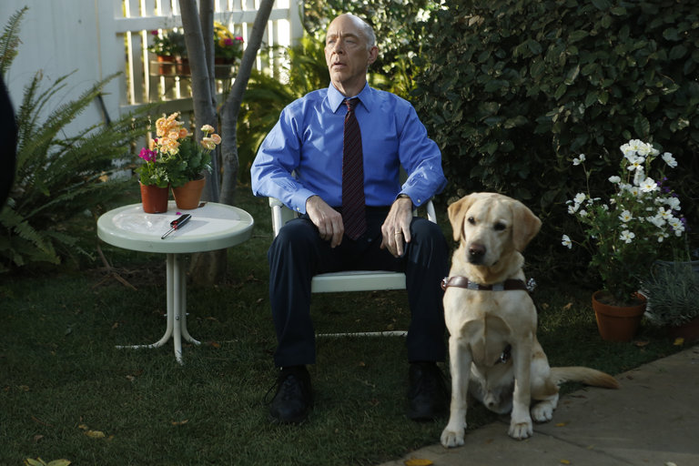 Pictured: J.K. Simmons as Mel -- (Photo by: Jordin Althaus/NBC)