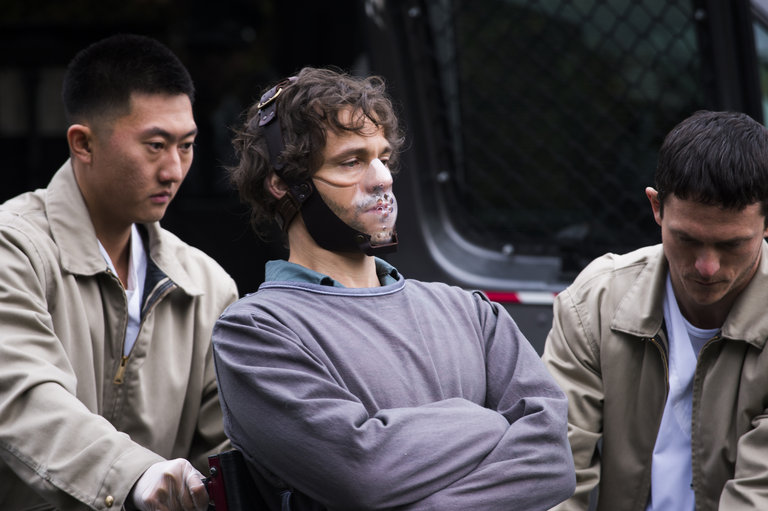 "HANNIBAL -- ""Mukozuke"" Episode 205 -- Pictured: -- (Photo by: Brooke Palmer/NBC)"
