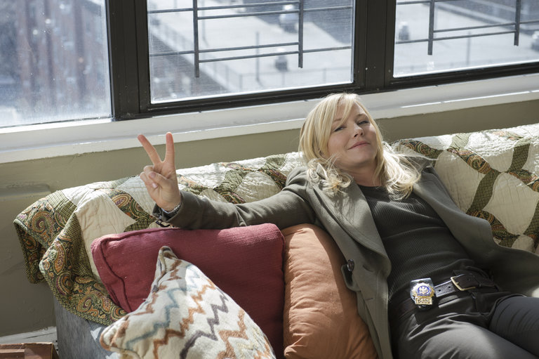 """LAW & ORDER: SPECIAL VICTIMS UNIT -- """"Downloaded Child"""" Episode 1519 -- Pictured: (l-r)  -- (Photo by: Michael Parmelee/NBC)"""