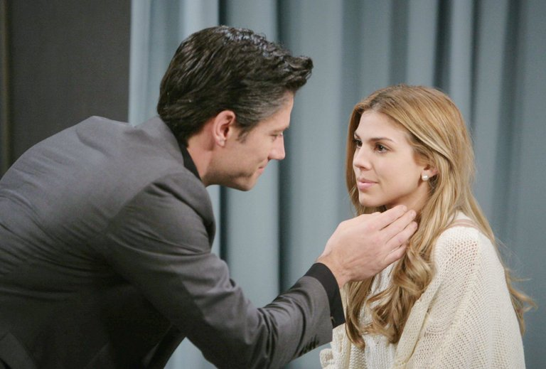 EJ is stunned when someone reveals they know about his affair with Abigail!