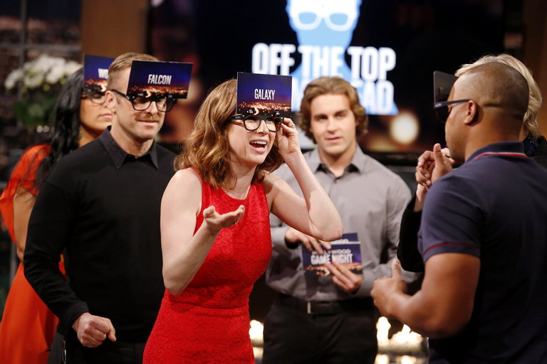 HOLLYWOOD GAME NIGHT -- Episode 206 -- Pictured: -- (Photo by: Trae Patton/NBC)