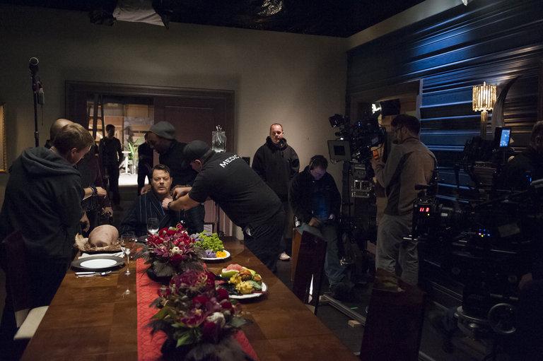 "HANNIBAL -- ""Futamono"" Episode 206 -- Pictured: (l-r)  -- (Photo by: Brooke Palmer/NBC)"