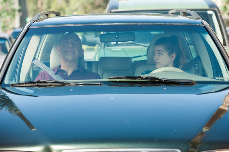 "Photo from the episode ""Katie, You Can Drive My Car"""