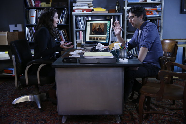 """PARENTHOOD -- """"Cold Feet"""" Episode 520 -- Pictured: (l-r) -- (Photo by: Jordin Althaus/NBC)"""