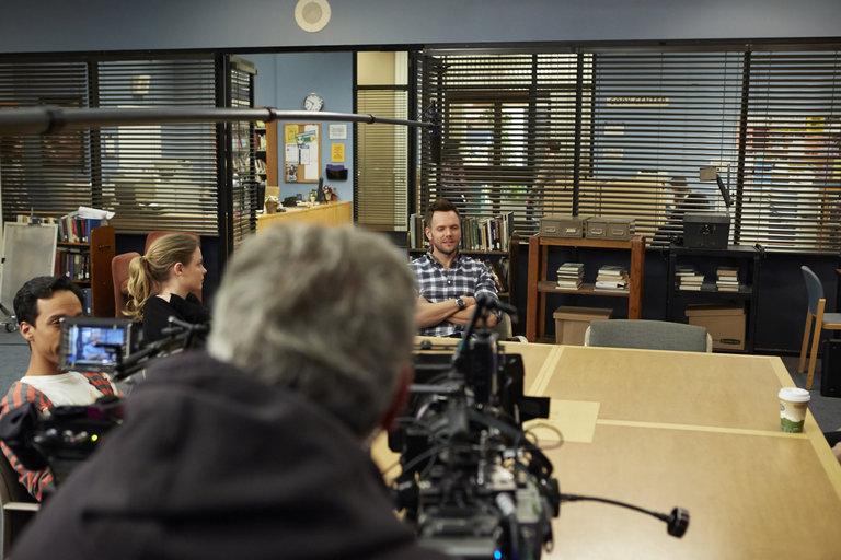 "COMMUNITY -- ""Basic Story"" -- (Photo by: Ben Cohen/NBC)"