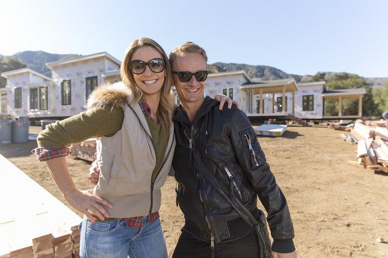 AMERICAN DREAM BUILDERS -- Episode 105 -- Pictured: (l-r)  -- (Photo by: Ron Batzdorff/NBC)