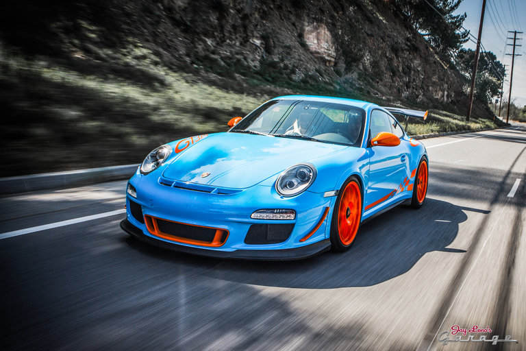 Shark Werks and their Porsche 997 4.1L GT3 RS