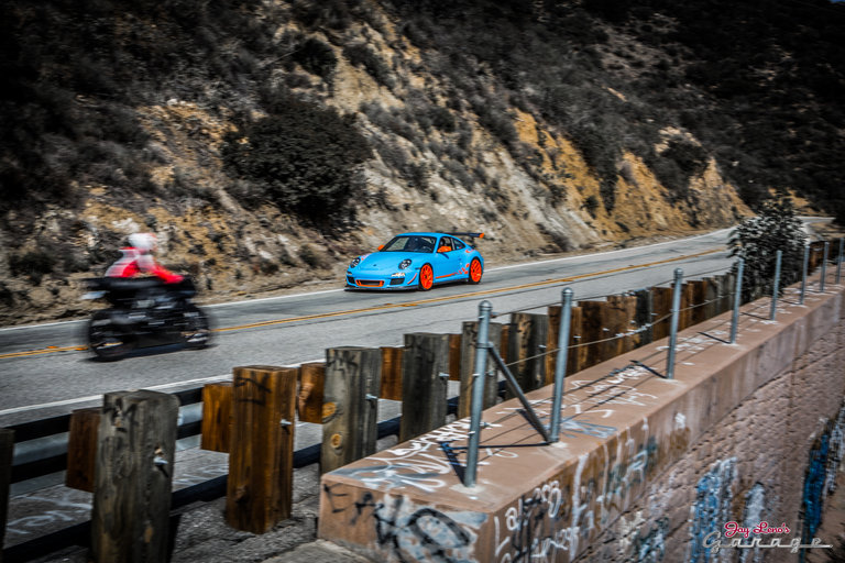 Shark Werks and their Porsche 997 4.1L GT3 RS