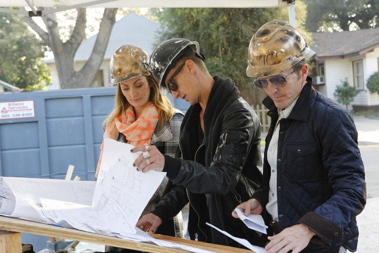 AMERICAN DREAM BUILDERS -- Episode 106 -- (Photo by: Vivian Zink/NBC)