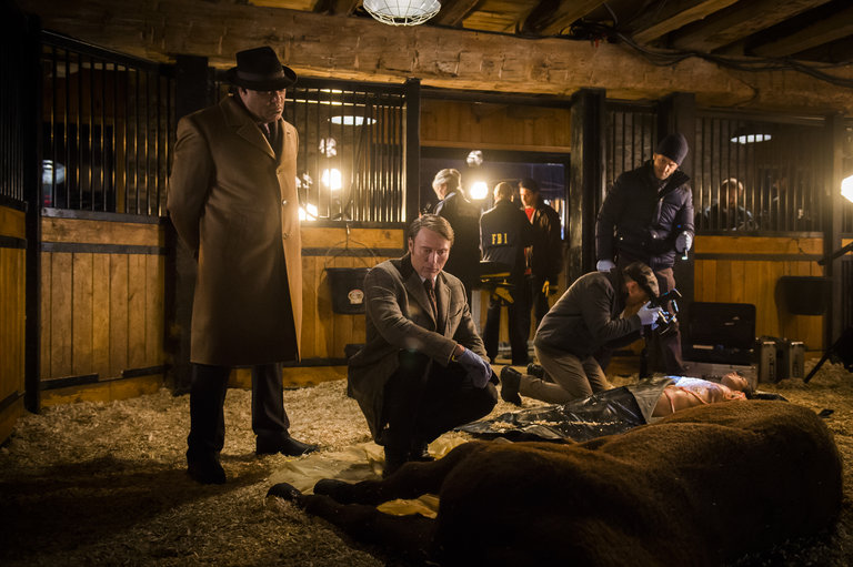 "HANNIBAL -- ""Su-zakana"" Episode 208 -- (Photo by: Brooke Palmer/NBC)"