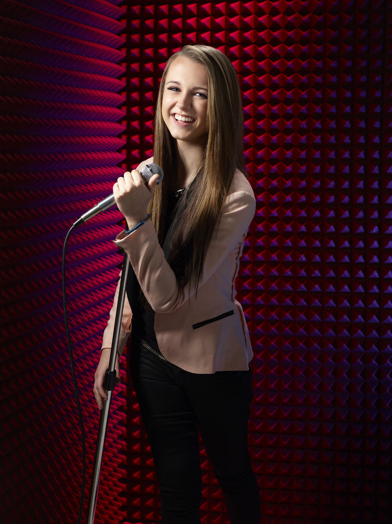 THE VOICE -- Season: 6 -- Pictured: Bria Kelly -- (Photo by: Paul Drinkwater/NBC)