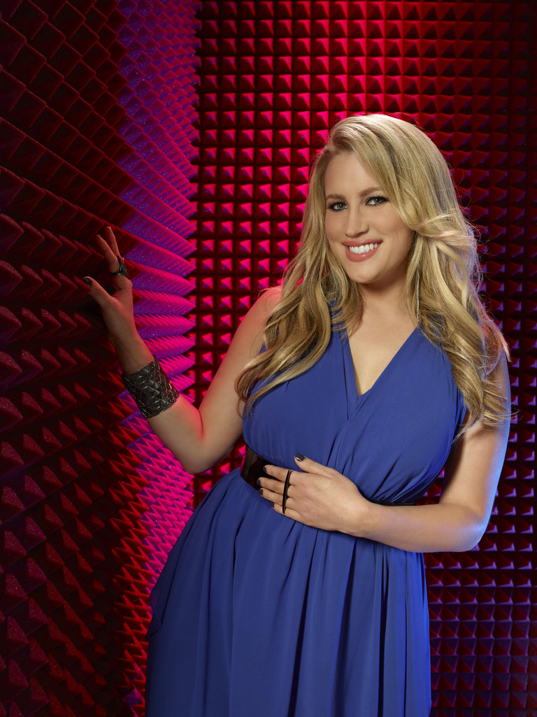 THE VOICE -- Season: 6 -- Pictured: Dani Moz -- (Photo by: Paul Drinkwater/NBC)