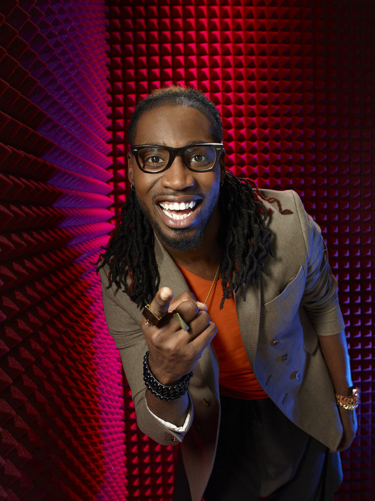 THE VOICE -- Season: 6 -- Pictured: Delvin Choice -- (Photo by: Paul Drinkwater/NBC)