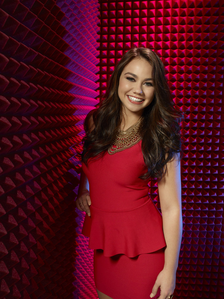 THE VOICE -- Season: 6 -- Pictured: Tess Boyer -- (Photo by: Paul Drinkwater/NBC)