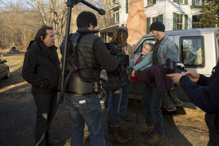 """Behind the scenes from """"Bang and Blame"""""""