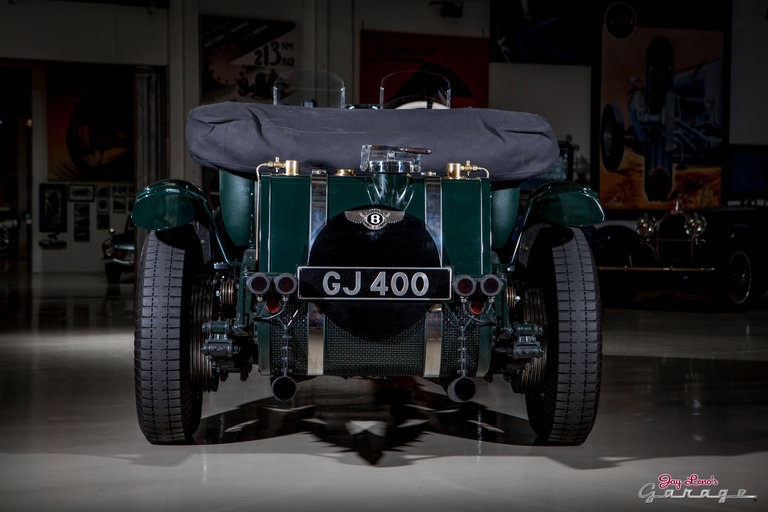 Jay's 1930 Bentley GJ 400