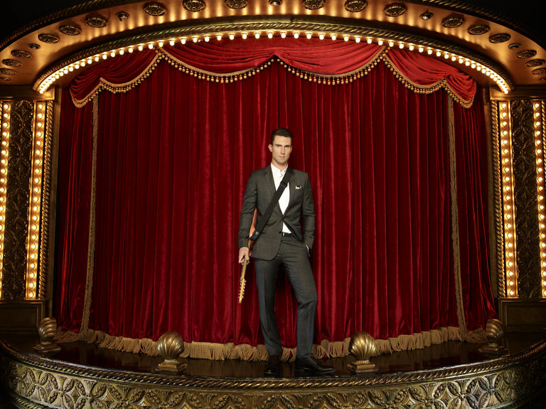 THE VOICE -- Season: 6 -- Pictured: Adam Levine -- (Photo by: Matthew Rolston/NBC)