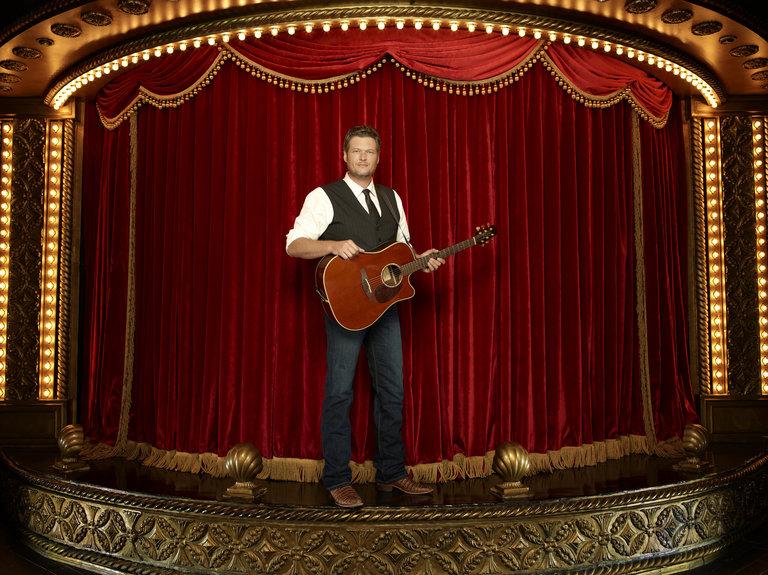 THE VOICE -- Season: 6 -- Pictured: Blake Shelton -- (Photo by: Matthew Rolston/NBC)
