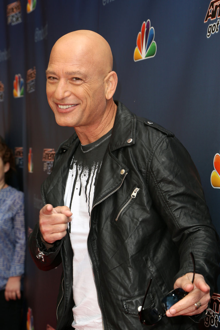 AMERICA'S GOT TALENT -- Los Angeles Red Carpet -- Pictured: Howie Mandel -- (Photo by: Chelsea LaurenNBC)