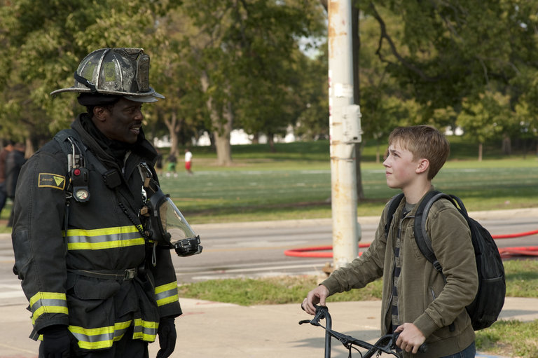 NBC - CHICAGO FIRE - EPISODE 106 - REAR VIEW MIRROR