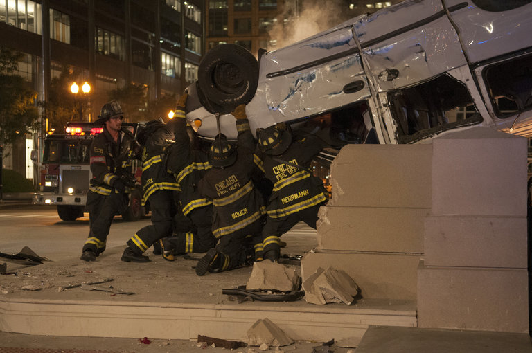 CHICAGO FIRE - EPISODE 103 - PROFESSIONAL COURTESY