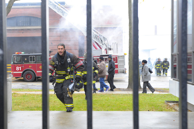 CHICAGO FIRE - EPISODE 109 - IT AIN'T EASY