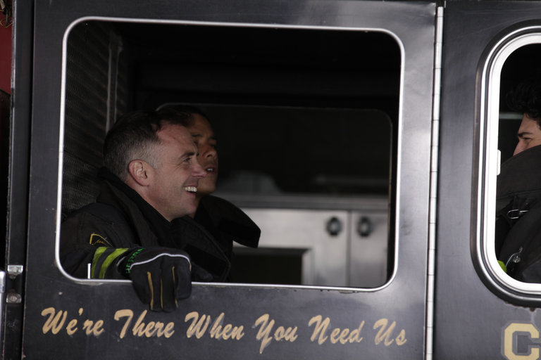 CHICAGO FIRE - EPISODE 110 - MERRY CHRISTMAS ETC.
