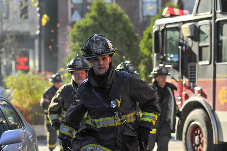 CHICAGO FIRE - EPISODE 111 - GOD HAS SPOKEN