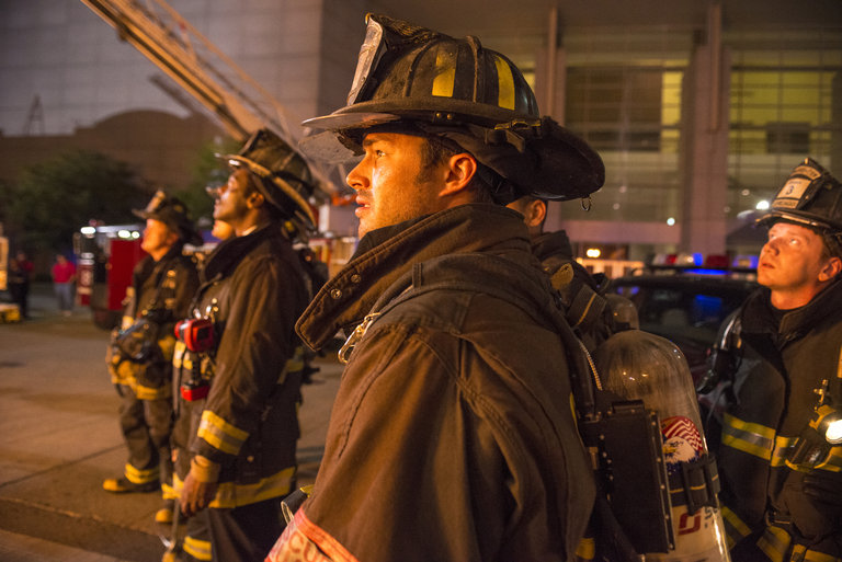 CHICAGO FIRE - EPISODE 104 - ONE MINUTE