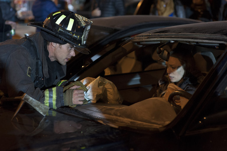 CHICAGO FIRE - EPISODE 107 - TWO FAMILIES