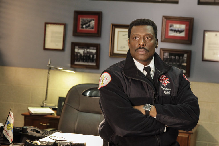 CHICAGO FIRE - EPISODE 117 - BETTER TO LIE
