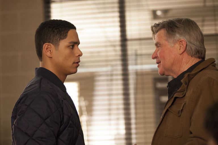 CHICAGO FIRE - EPISODE 118 - FIREWORKS