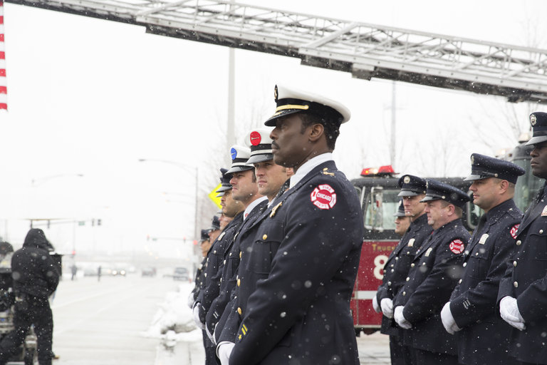 CHICAGO FIRE - EPISODE 119 - A COFFIN THAT SMALL