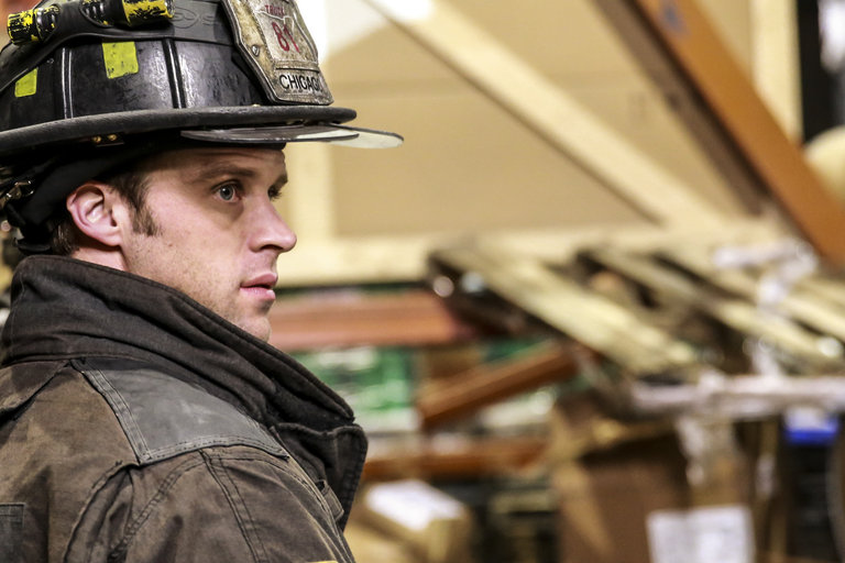 CHICAGO FIRE - EPISODE 120 - AMBITION
