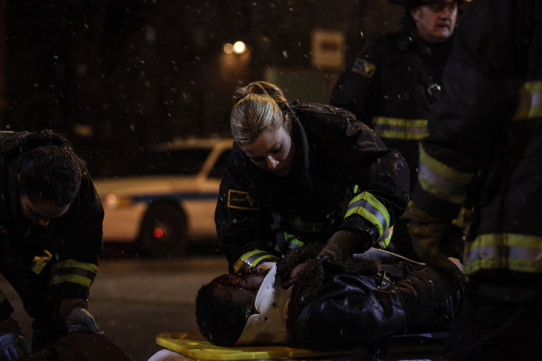 CHICAGO FIRE – EPISODE 114 – A LITTLE TASTE