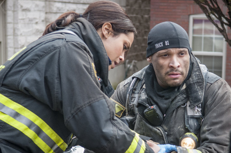CHICAGO FIRE - EPISODE 116 - VIRAL