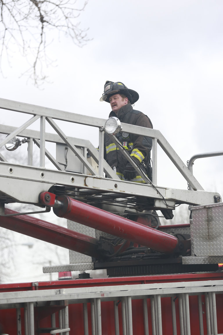 CHICAGO FIRE - EPISODE 121 - RETALIATION HIT