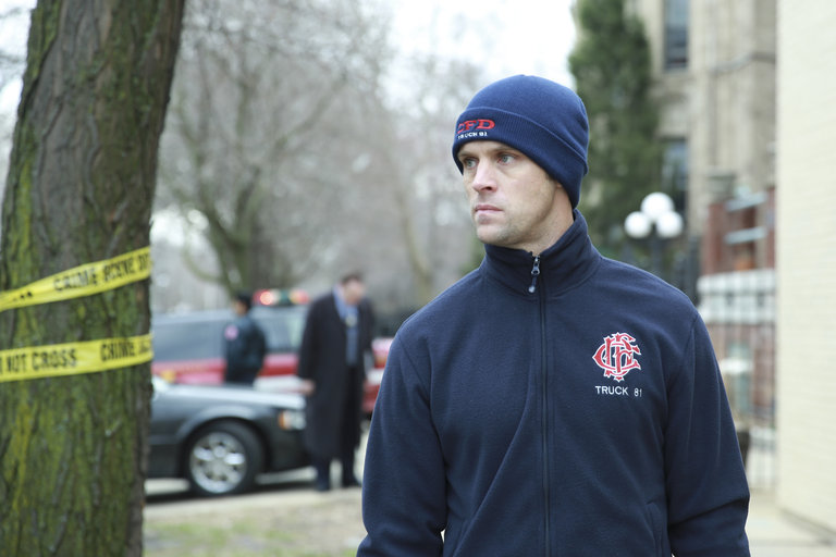 CHICAGO FIRE - EPISODE 123 - LET HER GO