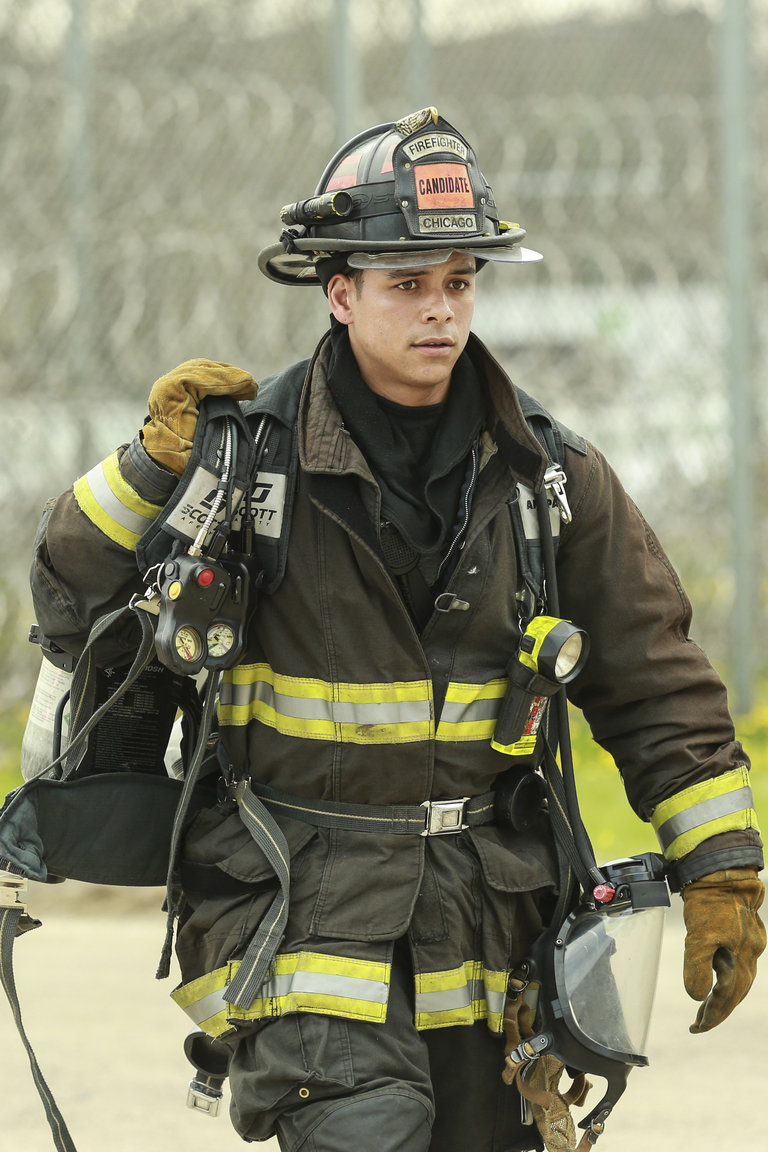 CHICAGO FIRE – EPISODE 124 – A HELL OF A RIDE