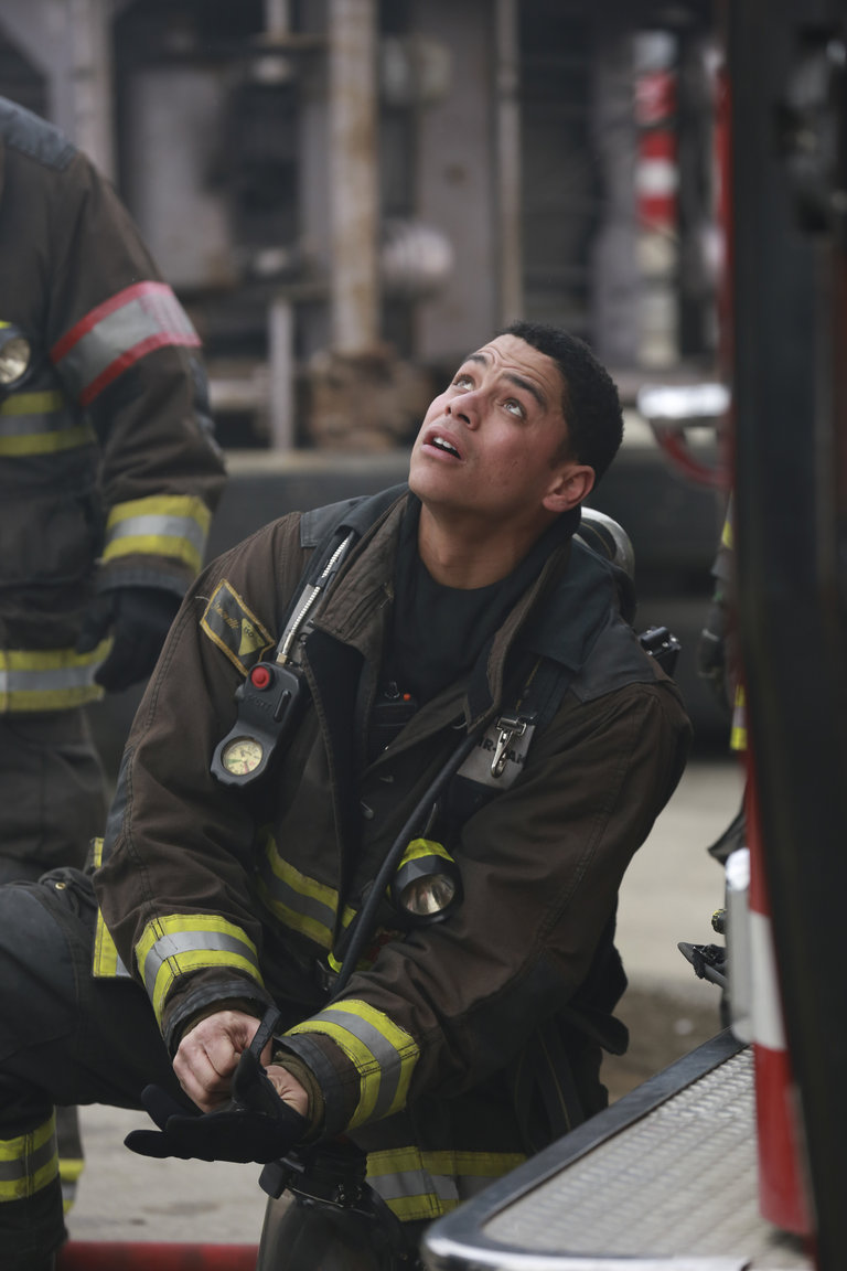 CHICAGO FIRE - EPISODE 121 - RETALIATION HIT