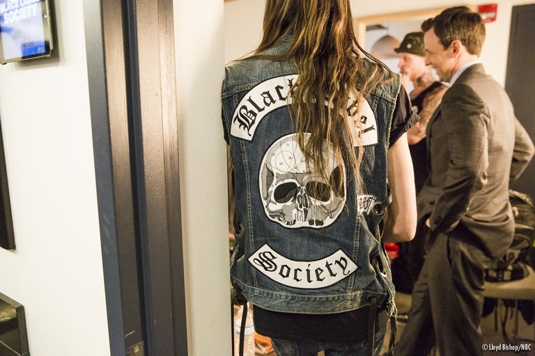 Black Label Society on Late Night with Seth Meyers
